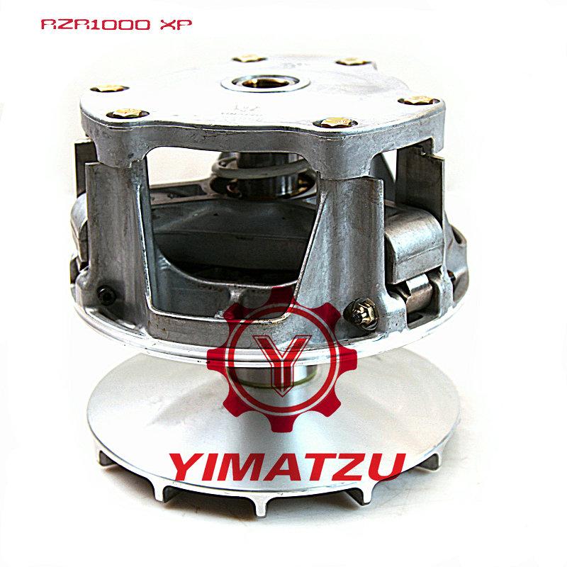 YIMATZU OEM Primary Drive Clutch Assembly for Polaris RZR 1000 4XP XP 2014-2018