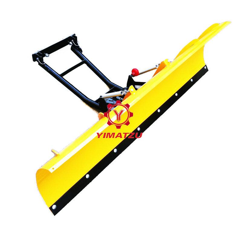 YIMATZU ATV Accessories 1.5M Snowplow for UTVs ATVs Snow plough UTV Accessories