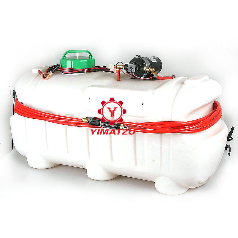 YIMATZU ATV Accessories 26 Gallon 100L Sprayer for ATVs QUAD Bike UTVs