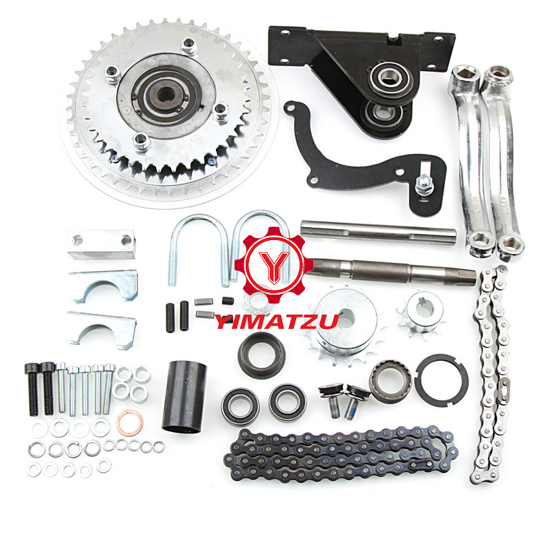 New Model Bicycle Engine Performance Driver Kit for F50 F60 F80 2-Stroke Engine