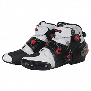 Motorcycle Boot for Off-Road Bike Dirt Bike ATV Quad Bike