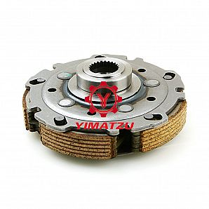 ODES ATV Parts Clutch Assy for KINGQUAD EIGER AUTO ODES RM650 650-2 B00G100