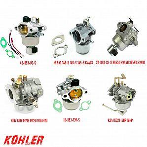 Kohler KT17 KT18 CV14 CV15 CV15S CV16S CV493 Carburetor