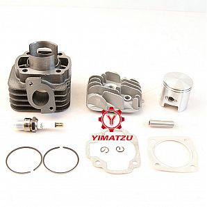 Motorcycle Cylinder Big Bore Kit 100CC 48MM for JOG 50 Motorcycle Scooter