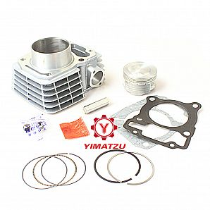 Motorcycle Cylinder Big Bore Kit 175cc 62MM for Honda CBF125 125CC Engine