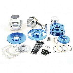Performance 2-Stroke 44MM Big Bore Kit for Mini bike Pocket Bike Cross Bike 44-6 Engine