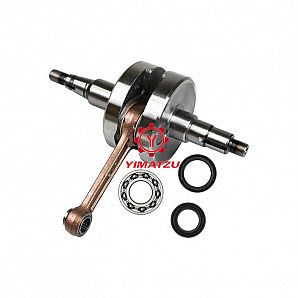 Yimatzu Motorcycle Parts CRANKSHAFT ASSY for Yamaha PW50 QT50