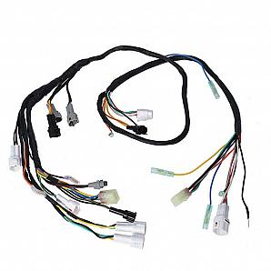 Yamaha ATV UTV Parts WIRE HARNESS ASSY for Banshee YFZ350 2002-06 5FK-82590-00-00