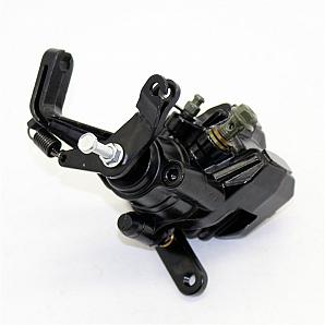 Yamaha ATV UTV Parts CALIPER ASSY, REAR . for Banshee YFZ350 WARRIOR YFM350 1UY-2580W-01-00