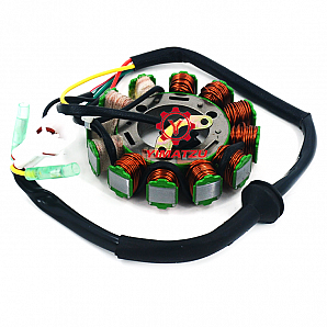 Yamaha ATV UTV Parts STATOR ASSY for Banshee YFZ350 YFG350 1995-2006 3GG-85510-01-00