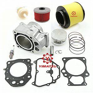 Honda ATV Parts 92MM 500CC Cylinder Kit for TRX500FA FOURTRAX FOREMAN 12100-HN2-000