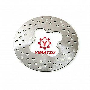 Hisun ATV UTV Parts Front Disc Brake Plate for HS700UTV-3 Side by Side