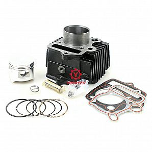 Honda ATV Parts 47MM 90CC Cylinder Kit for TRX90A 1993-98