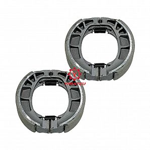 ATV Parts Front Brake Shoes for Honda TRX90 SPORTRAX 90 1993-2020