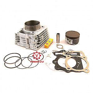 YIMATZU ATV Parts 89MM 440CC Big Bore Kit for HONDA TRX400 ATV Quad Bike 99-06