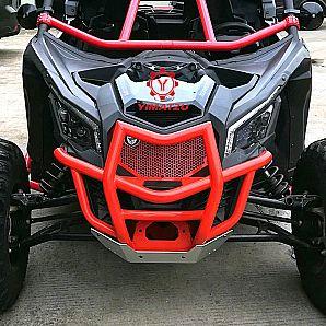 YIMATZU ATVs UTVs Parts Can Am Maverick X3 Metal Front Grill