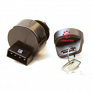 YIMATZU ATV UTV POLARIS 4110264 4012163 4010390 4012164 IGNITION KEY SWITCH 4 pin 2 Position