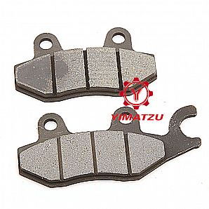 YIMATZU ATVs UTVs Brake Pads Front for POLARIS Ranger 570 Mid-Size 2015-2016
