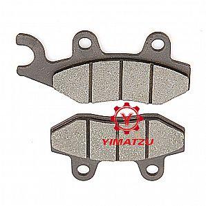 YIMATZU ATVs UTVs Front Brake Pad for CAN-AM Commander 1000 XT 2011–2018 Tusk
