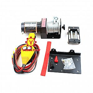 YIMATZU ATVs UTVs2000LB Electric Winch for ATVs UTVs Quad Bike /ATV Parts/ATV Accessories
