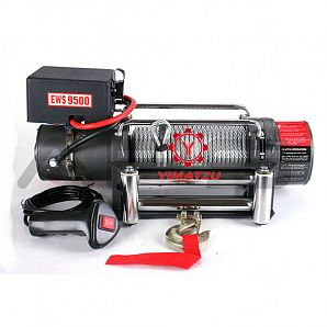 YIMATZU Parts 9500LB Electric Winch for SUV/SUV Accessories