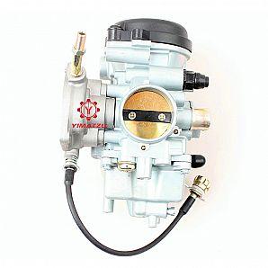 YIMATZU ATV Carburetor for Yamaha Big Bear 400 Yamaha Bruin 350 ATV Quad 2X4 4X4 Carb H CA33 Yamaha Wolverine 450 ATV Quad 4X4