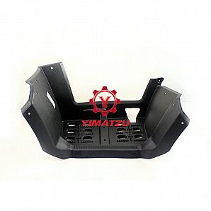 Buyang-Feishen ATV Pats FOOTREST RIGHT for FA-H300 D300 ATVs 2005-2019 EEC EPA