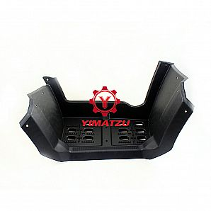 Buyang-Feishen ATV Pats FOOTREST LEFT for FA-H300 D300 ATVs 2005-2019 EEC EPA