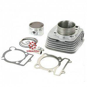 YIMATZU ATV Parts 83MM 350cc Cylinder Kit for Yamaha Warrior YFM350 87-05