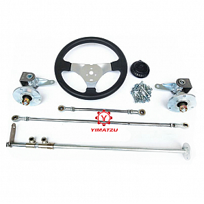 Yimatzu ATV Utv Parts Direction Assy Performance for 150-200CC Go Kart Buggy