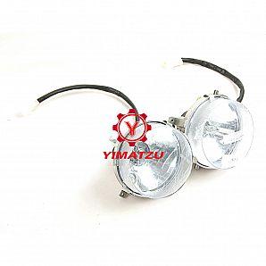 Hsun ATV Parts Head Lamp for Hsun HS400ATV-6 400CC ATV Quad Bike