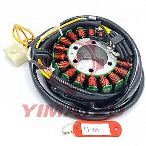 YIMATZU ATV UTV Parts Stator Coil for Polaris UTV Ranger700 800 XP 2004-2007