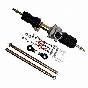 Yimatzu UTV Parts Steering Gear Box Rack & Pinion for Polaris RZR S 800 / 4 800 Replaces 1823443
