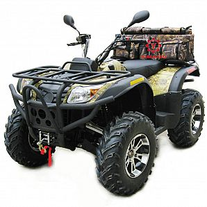 YIMATZU ATV Accessories Rack Bag for 300-800CC Honda Suzuki Polaris Cfmoto ATVs