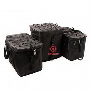 YIMATZU Hight Quality 1680D Nylon ATV Bag ATV Cargo bag ATV Rear Storage Rack Bag ATV Tools Bags