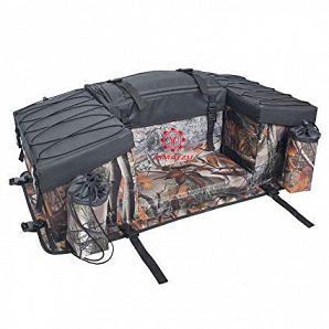 YIMATZU ATV Accessories Cargo Bag Rack Bag for 300-800cc ATV Quad Bike