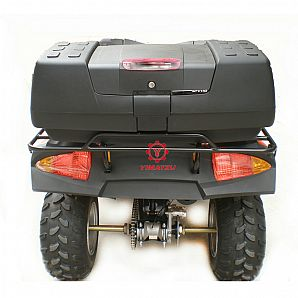 YIMATZU LLDPE ATV Cargo Box Rear Box for 250CC 300CC 500CC Quad Bike ATV Accessories ATV Box