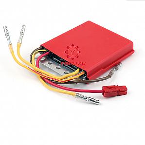 Yimatzu ATV UTV Parts Voltage Regulator Rectifier for Polaris Ranger 425 500 2004 OEM Repl.# 4010929