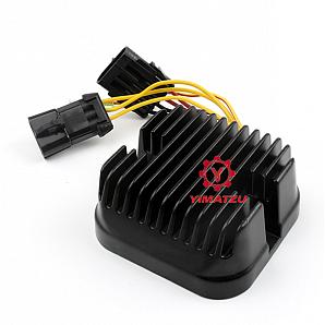 Yimatzu ATV UTV Parts Mosfet Voltage Regulator For Polaris OEM Repl.# 4011925 4012384 4011569