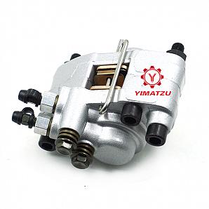 Yimatzu ATV UTV Parts Rear Brake Caliper Mounting For Polaris Scrambler 500 2X4 4X4 1998-2004