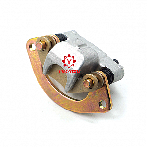 YIMATZU ATV UTV Parts Front Brake Calipers For Polaris Sportsman 550 XP EPS X2 Forest 10-14 With Pads