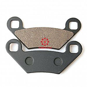 YIMATZU ATVs UTVs Brake Pads Front for POLARIS Sportsman 500 600 700 800