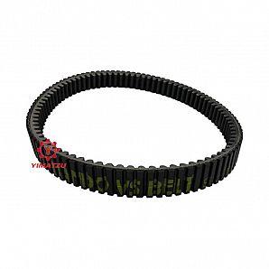 Yimatzu ATV UTV Parts Drive Belt - V-Belt, Long Case, 911.5-31.5-28, ATV for Hisun, 500-700cc