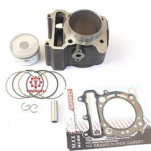 300CC Engine Cylinder Kit 12pcs/Set ,for Majesty Motorcycle BUYANG FA-D300 ATVs