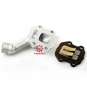 Yimatzu Motorcycle Parts MANIFOLD, INTAKE for Yamaha PW50 PY50 QT50 MJ50