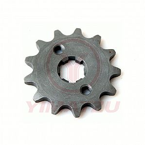 Yimatzu Motorcycle Parts SPROCKET, DRIVE 13T for Yamaha PW80 DT100 MX100