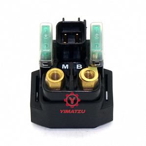 Yimatzu ATV Parts RELAY ASSY, STARTING MOTOR for SUZUKI LT-Z250 LT-F250 GZ250
