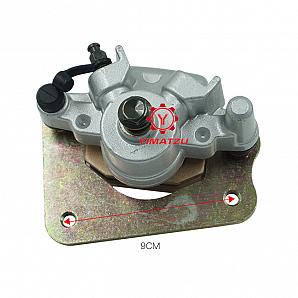 Yimatzu ATV Parts Rear Brake CALIPER ASSY for Yamaha KODIAK WOLVERINE YFM400 450