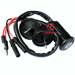 Yimatzu ATV UTV Parts SWITCH ASSY., IGNITION for Honda FOURTRAX 300 TRX300 1990-2000