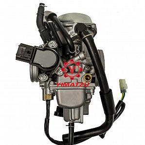 YIMATZU ATV UTV Parts PD36JH CVK Carburetor for Honda FOURTRAX RINCON TRX500 2005-2011